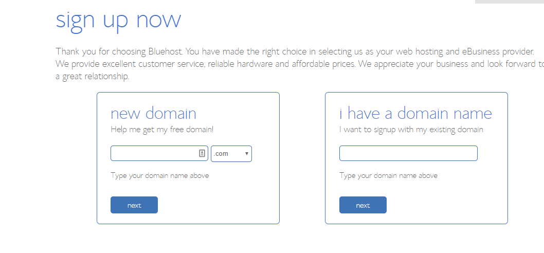 How to Use Bluehost Coupon Code domain