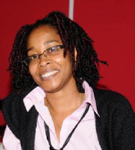 Author Lisa Newton