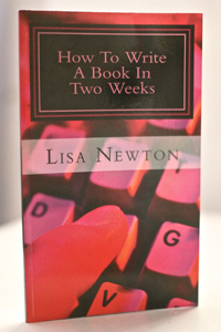 How To Write A Book In Two Weeks