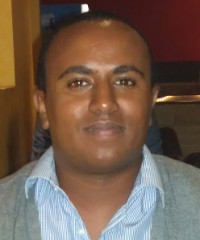 Senai Wolderufael, founder of Feed Green Ethiopia Exports