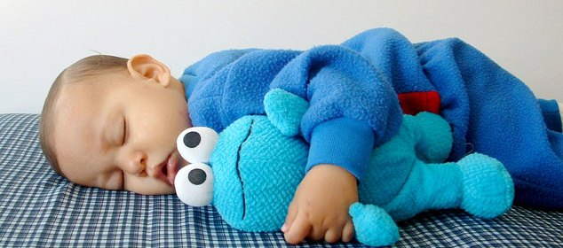 Baby Healthy Sleeping Habits
