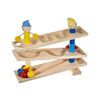 Wooden Ball Track Roll 'n Roll 'n Roll