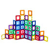 Educational Playmags Magnetic Tile Building Set