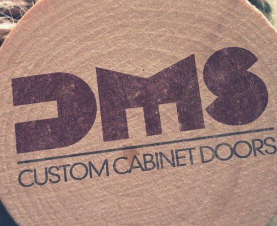 Howzit Media Marketing, DMS Doors logo design