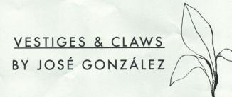 Ir al evento: JOSÉ GONZÁLEZ en Madrid