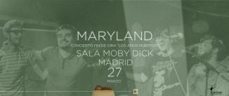 Ir al evento: MARYLAND + Nocturnos