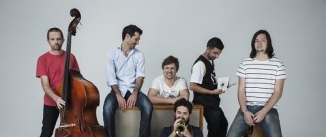 Ir al evento: THE CAT EMPIRE en concierto