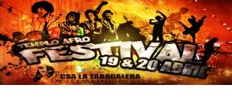 Ir al evento: FESTIVAL TEMPLO AFRO