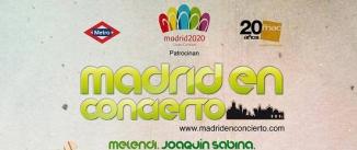 Ir al evento: CONCIERTO en apoyo a la candidatura olímpica Madrid 2020