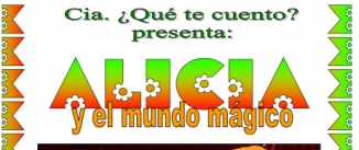 Ir al evento: ALICIA Y EL MUNDO MÁGICO