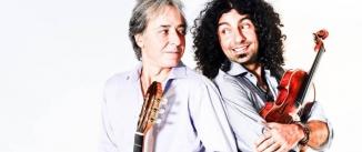 Ir al evento: ARA MALIKIAN y FERNANDO EGOZCUE Quartet