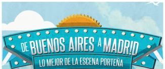 Ir al evento: De Buenos Aires a Madrid