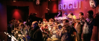 Ir al evento: Grandes Orquestas con BOB SANDS BIG BAND