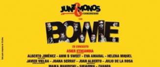 Ir al evento: untémonos con Bowie, concierto homenaje