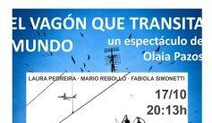 Ir al evento: EL VAGÓN QUE TRANSITA MUNDO