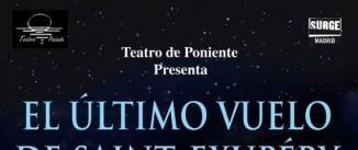 Ir al evento: EL ÚLTIMO VUELO DE SAINT-EXUPÉRY