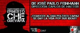Ir al evento: CUESTIONES CON ERNESTO CHE GUEVARA