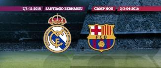 Ir al evento: REAL MADRID - BARCELONA