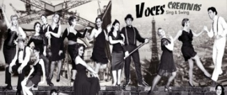 Ir al evento: CORO VOCES CREATIVAS