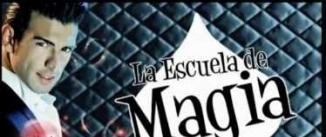 Ir al evento: LA ESCUELA DE MAGIA Domingos