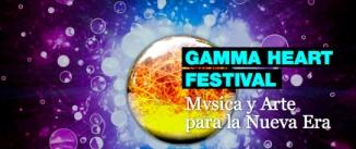 Ir al evento: GAMMA HEART: Musica y Arte para la Nueva era