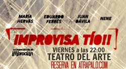 Ir al evento: IMPROVISA TÍO!! de Improclan