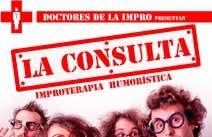 Ir al evento: LA CONSULTA LOS DOCTORES DE LA IMPRO