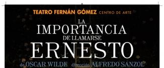 Ir al evento: LA IMPORTANCIA DE LLAMARSE ERNESTO