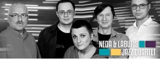 Ir al evento: NEDA y LABUTIS JAZZ QUARTET