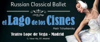 Ir al evento: EL LAGO DE LOS CISNES (Russian Classical Ballet)