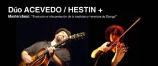 Ir al evento: LANIDE HOT CLUB con el Dúo Acevedo/Hestin