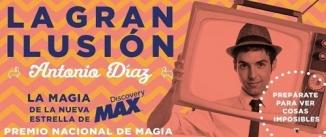 Ir al evento: LA GRAN ILUSIÓN, El Mago Pop