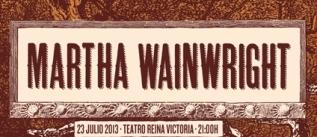 Ir al evento: MARTHA WAINWGRITHT