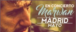 Ir al evento: MARWAN en concierto