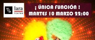 Ir al evento: CRAZY TOUR de los Quintana