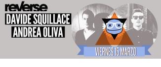 Ir al evento: REVERSE: DAVIDE SEQUILLACE y ANDREA OLIVA
