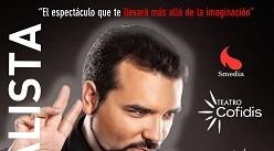 Ir al evento: Solo Talman EL MENTALISTA