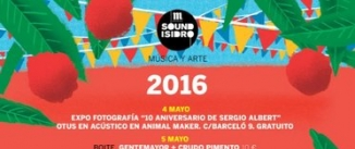 Ir al evento: BUZZCOCKS 40TH + MONTE DEL OSO SOUND ISIDRO 2016