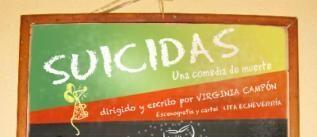 Ir al evento: SUICIDAS (una comedia de muerte)