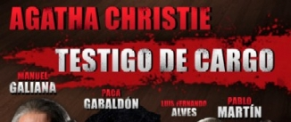 Ir al evento: TESTIGO DE CARGO de Agatha Christie