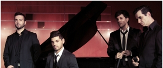 Ir al evento: THE 4 STATIONS (IL DIVO TRIBUTE)