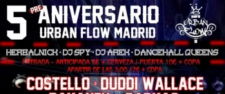 Ir al evento: URBAN FLOW MADRID