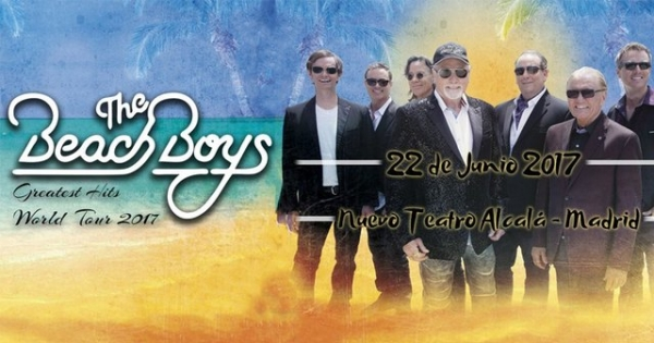 Ir al evento: THE BEACH BOYS