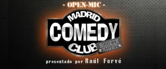 Ir al evento: MADRID COMEDY CLUB Rookie night