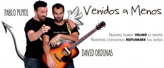 Ir al evento: PABLO PUYO Y DAVID ORDINAS: Venidos a menos