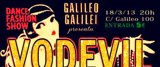 Ir al evento: VODEVIL FASHION SHOW