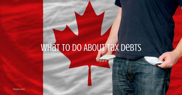 tax debt settlement and cra
