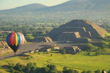 Teotihuacán. Foto: redes