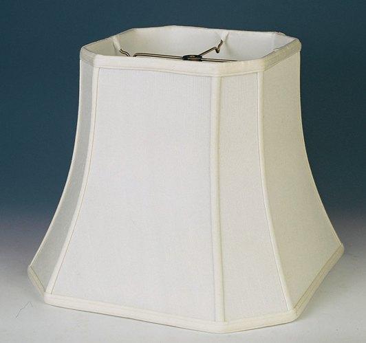 Square Lamp Shade Silk Cut Corner