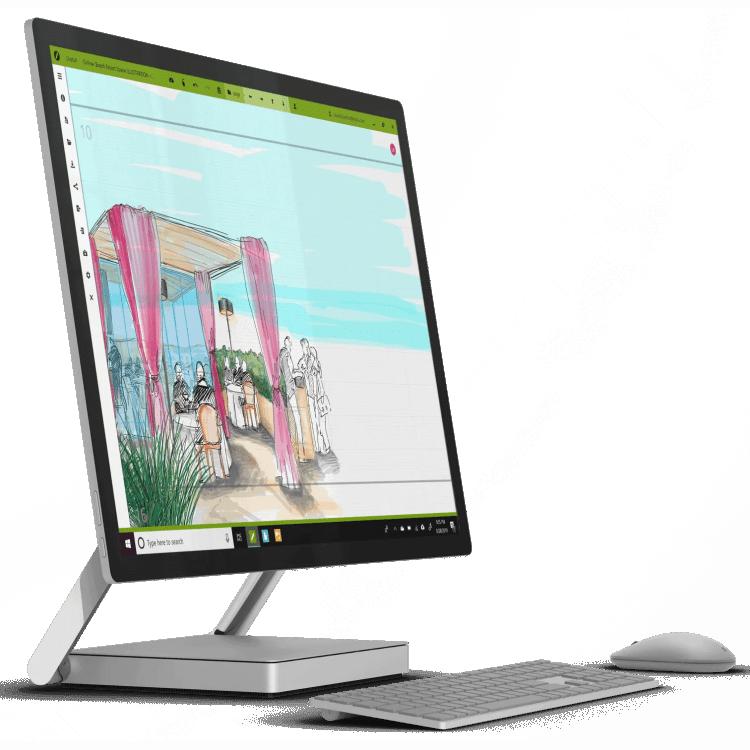 Hoylu Connected Workspaces™ application displayed on Windows desktop